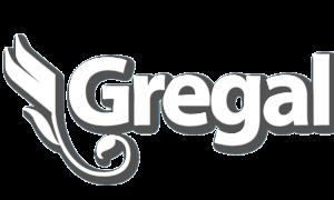 gregal logo blanco